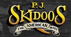 PJ Skidoo's Mondays 7pm and 9:30pm